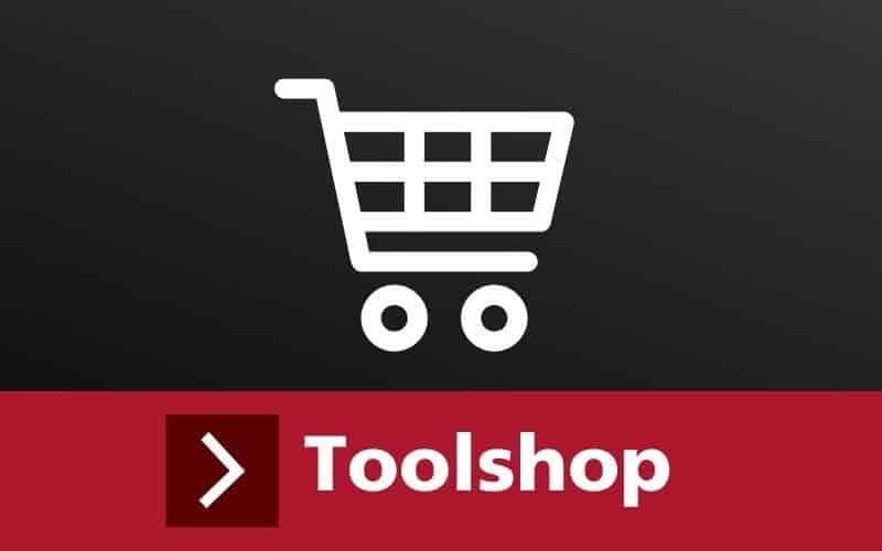 Toolshop - KMWE Toolmanagers & KGS Tools